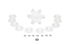 A&A Mfg. Kit (A) 5 & 6 Port Top Feed Gear