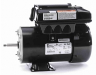 CENTURY VGREEN 085 Variable Speed Motor Round Flange .85THP 115V 48Y (BLACK)