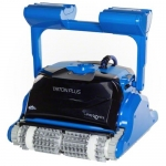 Dolphin Triton PLUS Robotic Pool Cleaner with Caddy