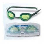 Martinique Swim Goggles with Case