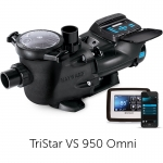 Tristar Variable Speed 950 Omni Pump 3HP
