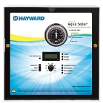Goldline Aqua Solar Pool Controller with LV & HV output, Timeclock 3HP Relay