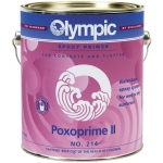 POXOPRIME II Epoxy Primer for Concrete or Plaster, 1 Gal.