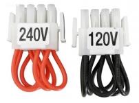 120/240 Volt Plug Kit