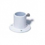 Aluminum Ladder & Pole Flange