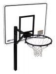 SR Smith Commercial RockSolid™ Basketball Game | Stainless Steel Frame | With Anchor
