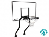 SR Smith Commercial Salt Friendly Basketball Game | Stainless Steel Frame | With Anchors
