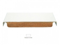 SR Smith Anthony 3-Hole Board 6' Radiant White