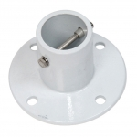 Slide Deck Anchor Flange Kit with Concrete Anchors Hardware