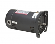 AO Smith Square Flange 48Y Frame Threaded Shaft motor .5HP Energy efficient