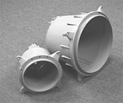 Small PVC niche, Concrete - SPA