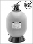 Hayward Pro Series Sand Filter with Top Valve included 21 in.