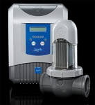 Jandy AquaPure Ei Salt Water Chlorinator 120V Plug-in 35K gallons