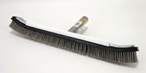 18 inch Pro Deluxe Algae Brush and Stainless Steel Bristles