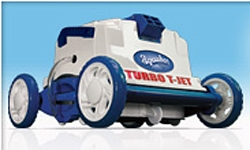Aquabot Turbo T-Jet Robotic Pool Cleaner FREE SHIPPING