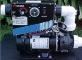 AP-4 120/240V Pump 1.5 HP, Blower 1 HP, with Heater 5.5KW, L-12V with Cords by Spa Builders