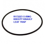 O-RING FILTER CART HOUSING FOR KREEPY KRAULY LEAF TRAP