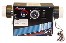 AP-4 Control 120/240V with Heater 5.5KW and Time Clock