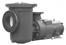 EQ Series Commercial Pump w/ Strainer-5 HP-230V-Single Phase