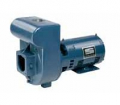 D Series Commercial Pump- 5 HP-230V-2.5 in. Port-Single Phase