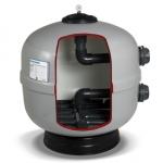 HCF Series Commercial Fiberglass Sand Filter, 30in, 2in Bulkhead