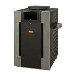 Raypak Pool Heater 010200 336K BTU ASME Cupro-Nickel Natural gas Electronic Ignition
