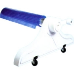 HV-10 Standard Grade/Low Profile Portable Solar Reel; Caster Wheels (Optional), Strap Kit Included
