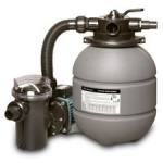 Hayward VL Series 13 inch Sand Filter with 30GPM Pump