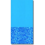 Blue Swirl Standard Gauge 8' x 12' Oval Liner (Click Here for more Sizes)