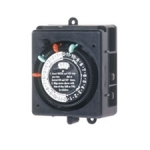 PB900 Series, 24 Hour Mechanical Timer w/ SPST Switch, 120V