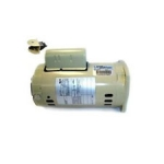 Pentair WhisperFlo WFDS-8, 2 HP 230V, Almond Dual Speed Replacement Pump Motor