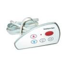 Sundance Spas Electronic Spa Controls, Topside Portofino/LX-10 Control Panel 1-Pump
