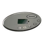 Sundance Spas Electronic Spa Controls, Topside JAC-2 Pump LED 20 Control Panel