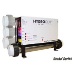 "CS6109 Solid State ""SLIDE"" Control Systems w/ Rectangle Spaside, Gecko Series, w/ 5.5kw heater"
