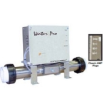 "CS7500 Economy Series Solid State ""SLIDE"" Control Systems w/ 5.5 KW 15"" Heater Assembly, Pump and/or Blower"