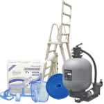 Better Sand Filter Package - Small Pools (Pools up to 27')