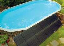 SunHeater Universal Aboveground and Inground 2ft X 20ft Solar Heating System (40sqft)