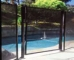 """Protect-A-Pool 36"""" x 60"""" Removable Gate Black"""
