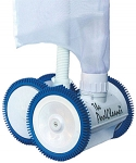 The Pool Cleaner 4-Wheel Pressure Side Cleaner by Poolvergnuegen