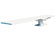 SR Smith Cantilever Jump Stand and Glas Hide Board Complete