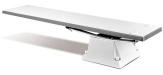 SR Smith Supreme Jump Stand with Frontier lll Board Complete