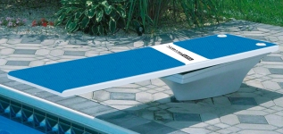 SR Smith Flyte-Deck II Stand With TrueTread™ Board Complete