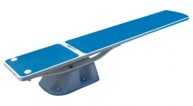 SR Smith Salt Pool Jump System With TrueTread™ Board Complete