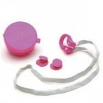 Swim Nose and Ear Plug with Case