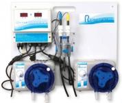 Rola Chem pH Liquid Acid Dual ORP System