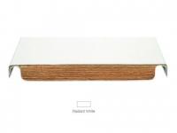 SR Smith Anthony 3-Hole Board 6' Radiant White