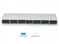 SR Smith Olympian Aluminum Board   8ft Radiant White