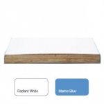 SR Smith Glas-Hide Board 6ft Radiant White