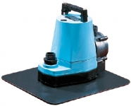 Little Giant Automatic Pool Cover Pump with base