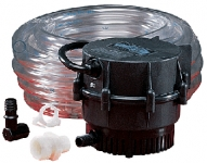 Little Giant Pool Cover Pump 1/40 HP, 325 GPH with 18 ft. cord